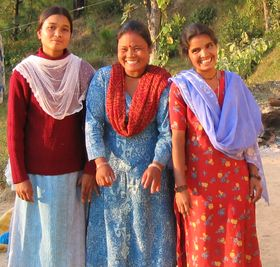 Hope For Women artisans who create our beautiful handmade products